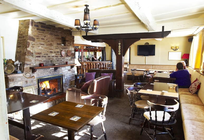 Portway Inn, Hereford, Hotelový bar