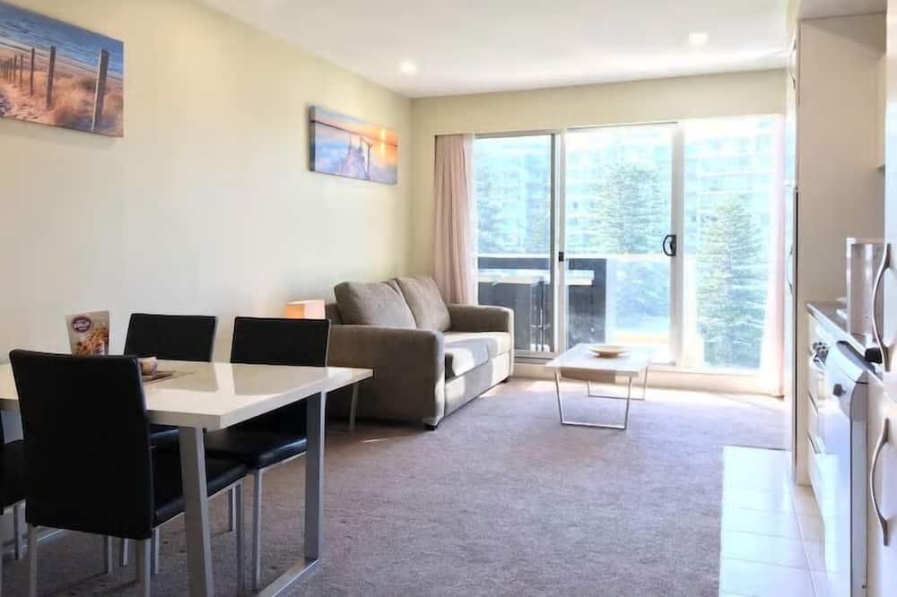 Appartement, 1 grand lit - Coin séjour