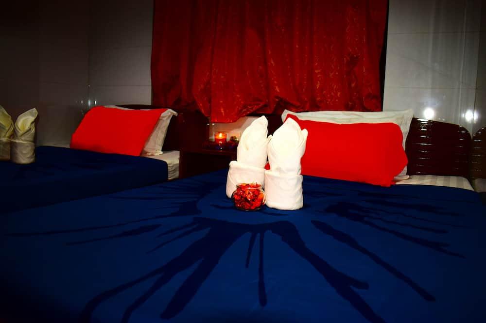 Люкс, 2 спальни - Номер