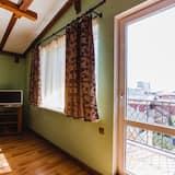 Apartmán, 2 spálne, krb - Balkón