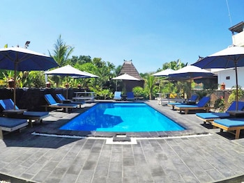 Gili Air bölgesindeki Colour Cottage resmi