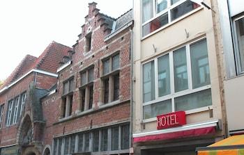 Foto van Hotel Bonair in Antwerpen