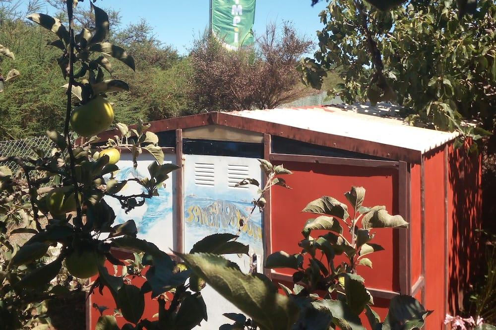 Basic Cabin, 1 Bedroom, Shared Bathroom (Casetas Islas Canarias) - Guest Room