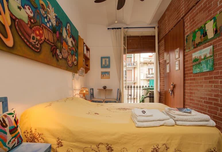 Bienvenidos INNBB, Barcelona, Dobbeltrom – standard (Exterior Private Bathroom), Gjesterom