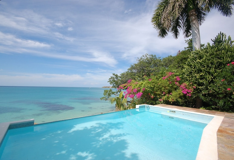 Culloden Cove, 5BR by Jamaican Treasures, Whitehouse, Infinity bassein