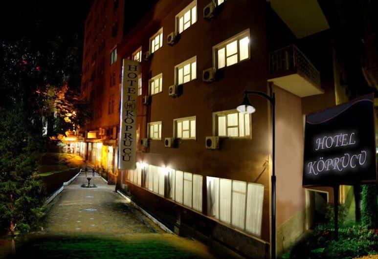 Koprucu Hotel, Diyarbakir, Hotel Front – Evening/Night