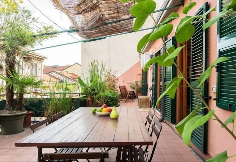 Dieci Flexyrent Apartment, Milan, Apartment, 2 Bedrooms, Terrace/Patio