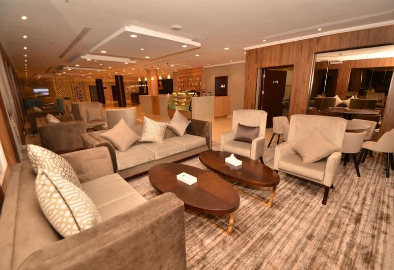Nasima Hotel Apartments, Riyadh, Lobby Sitting Area