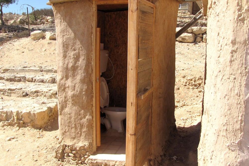Faran Eco-Tent for Families  - Bathroom