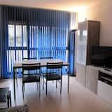 Apartamento, 1 habitación, vistas a la montaña - Vistas de la habitación