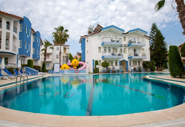 Papaya Apart Hotel, Side, Açık Yüzme Havuzu