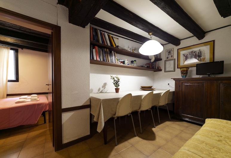 聖瑪格麗塔公寓飯店, 威尼斯, 公寓, 客廳