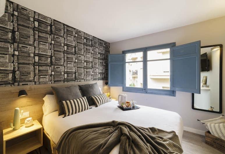 Wander by Pillow - Adults Only, Barcelona, Double Room, 1 Katil Kelamin (Double), Bilik Tamu