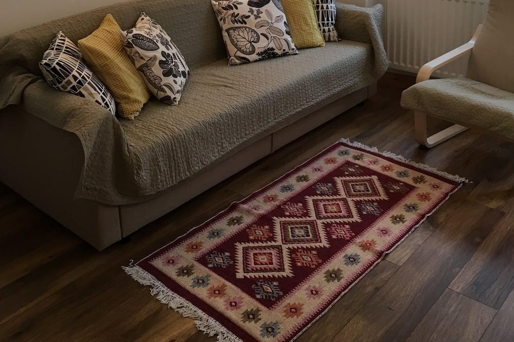 Bishopston House - Living Room