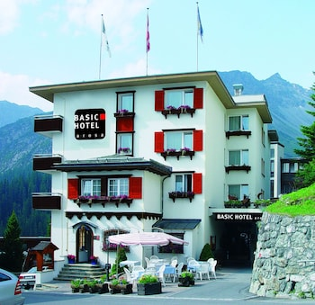 Picture of Basic Hotel in Arosa