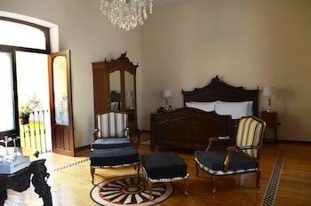 Selline näeb välja Hotel Marques Del Angel, Puebla