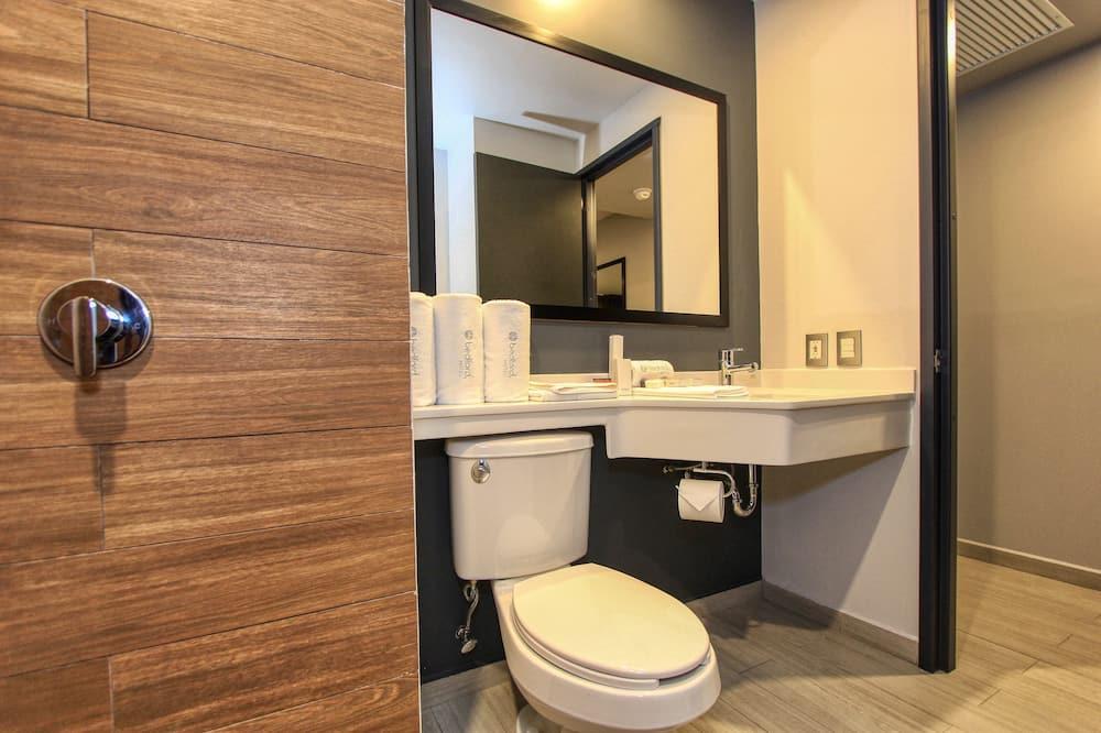 슈피리어룸, 킹사이즈침대 1개 - 욕실