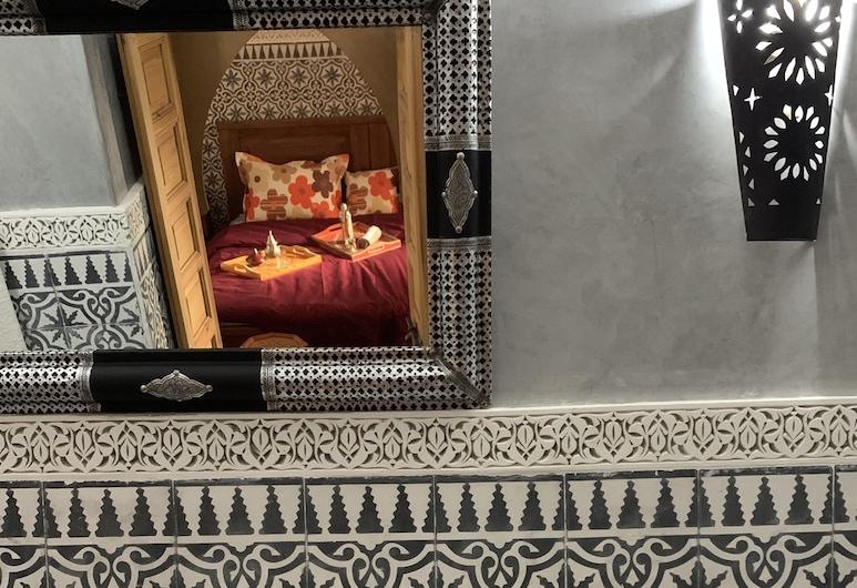 Riad Dar Mamouni, Marrakech, Chambre Zine, Guest Room