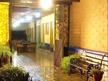 Mynd af Hotel Posada La Loma í Tapalpa