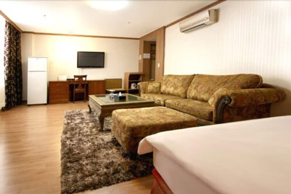 Suite (Semi) - Opholdsområde