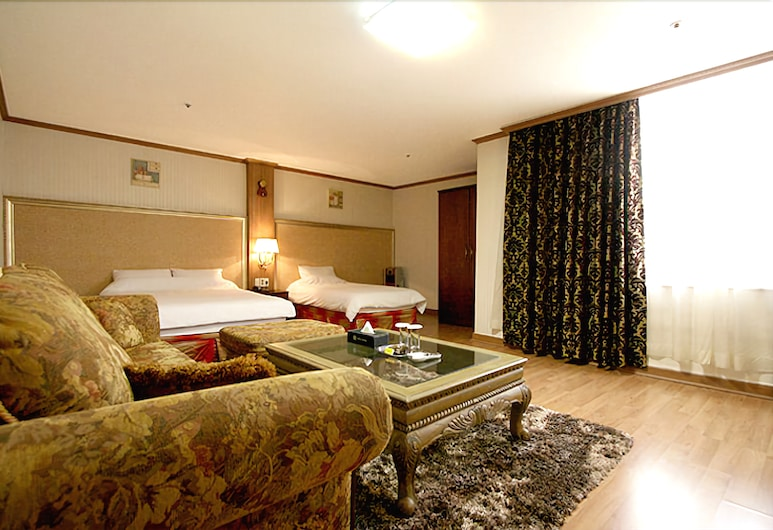 Olympic Hotel, Changwon, Suite (Semi), Værelse