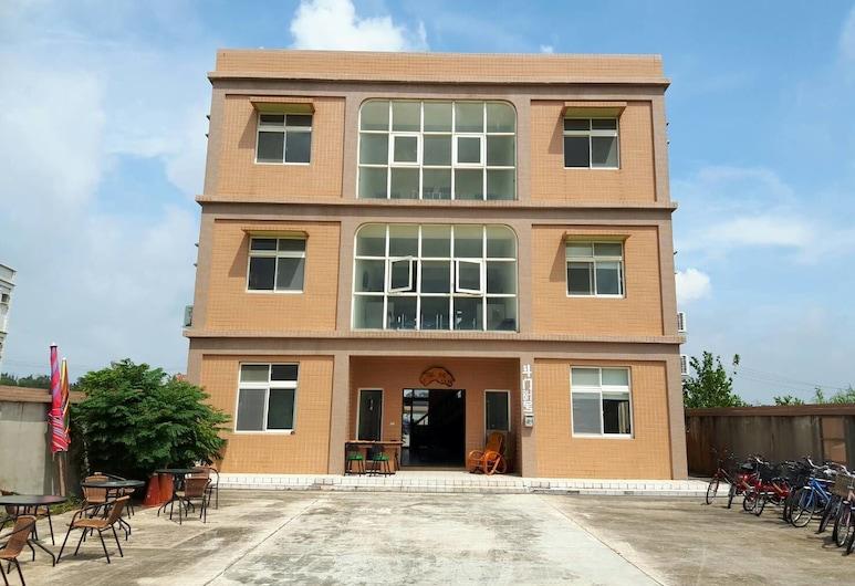 HSIANGHUA 81 HOMESTAY, Jinsha, Hotellets facade
