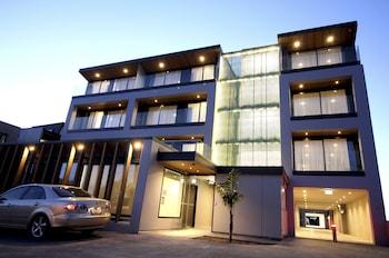 Selline näeb välja Fernz Motel & Apartments Birkenhead, Birkenhead