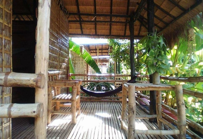 Battambang Dream Bungalows, Aek Phnum, Bungalow, Garden View, Balcony