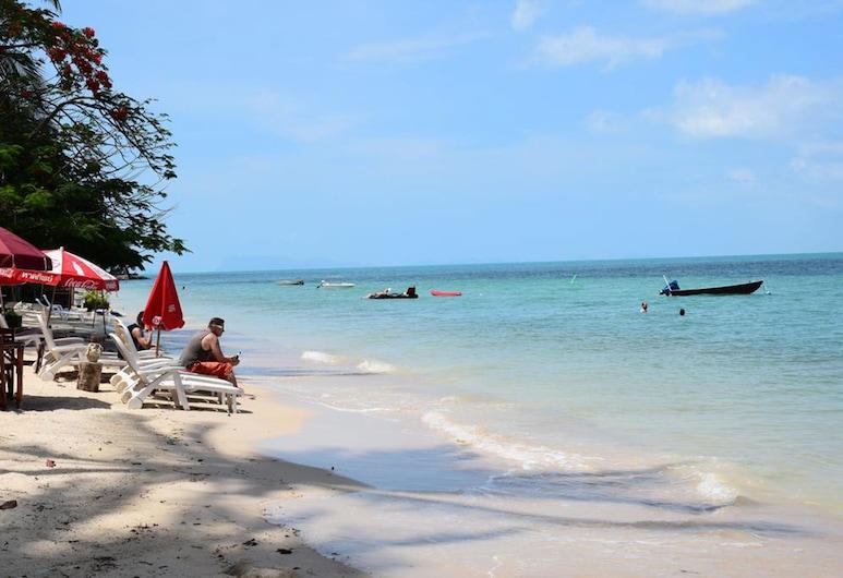 班波渡假村, 蘇梅島, 海灘