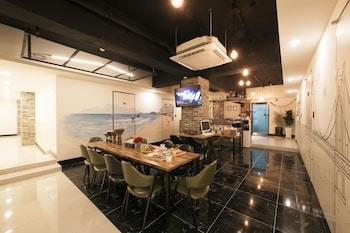 A(z) MAMA Guesthouse Haeundae hotel fényképe itt: Busan
