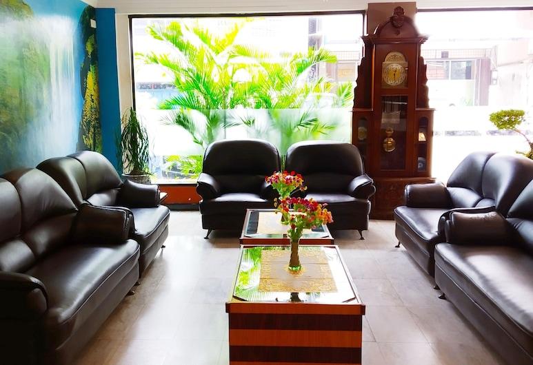 Paradise Hotel, Tanjung Pinang, Lobby Sitting Area