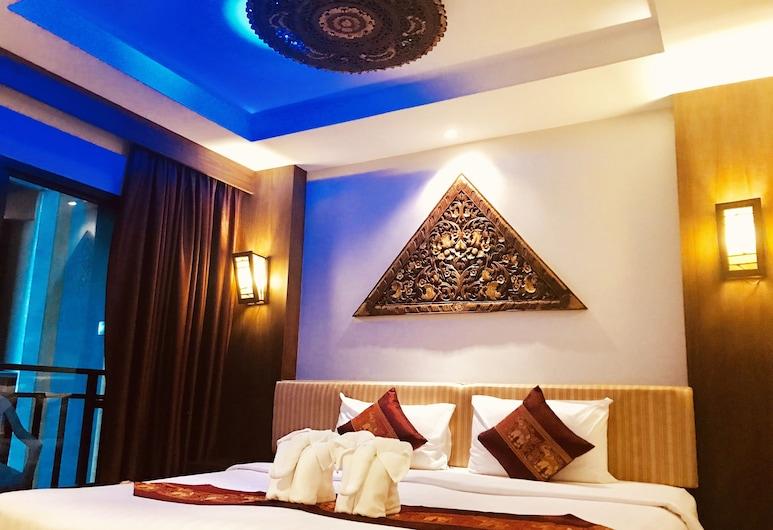타이 코너 호텔 파통, 파통, Thai Superior Twin Room, 객실