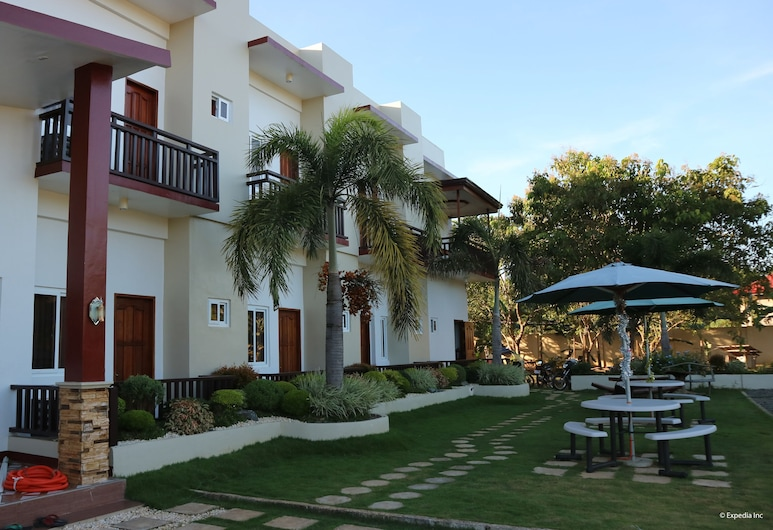GiLin Pension House, Puerto Princesa, Property Grounds