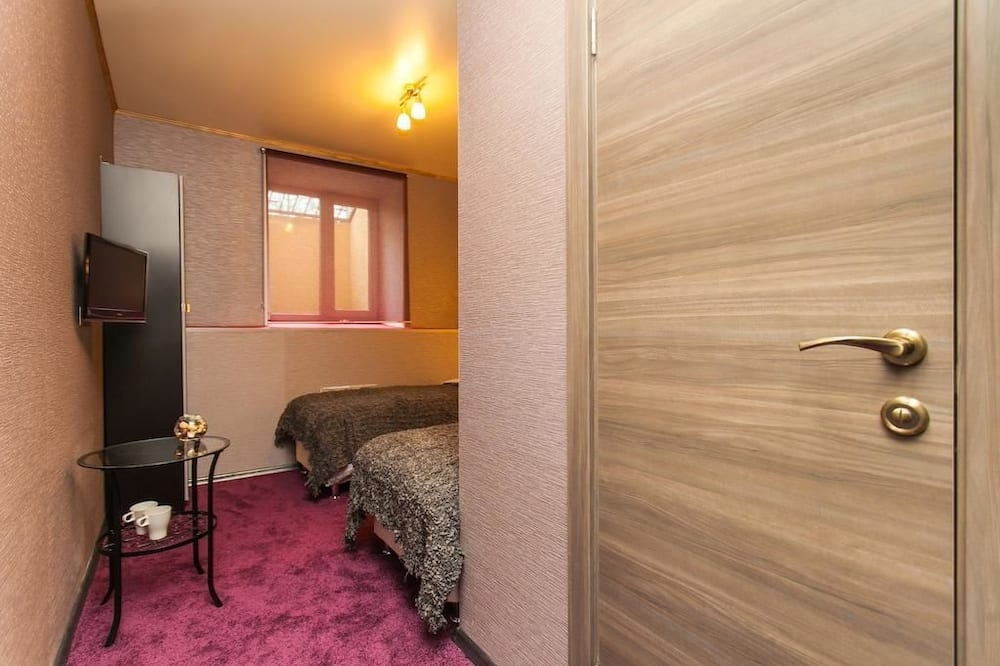 Standard Twin Room - Ruang Tamu