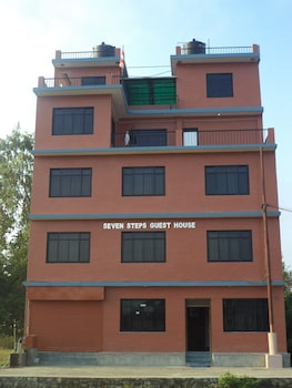 Bild vom Seven Steps Guest House  in Lumbini