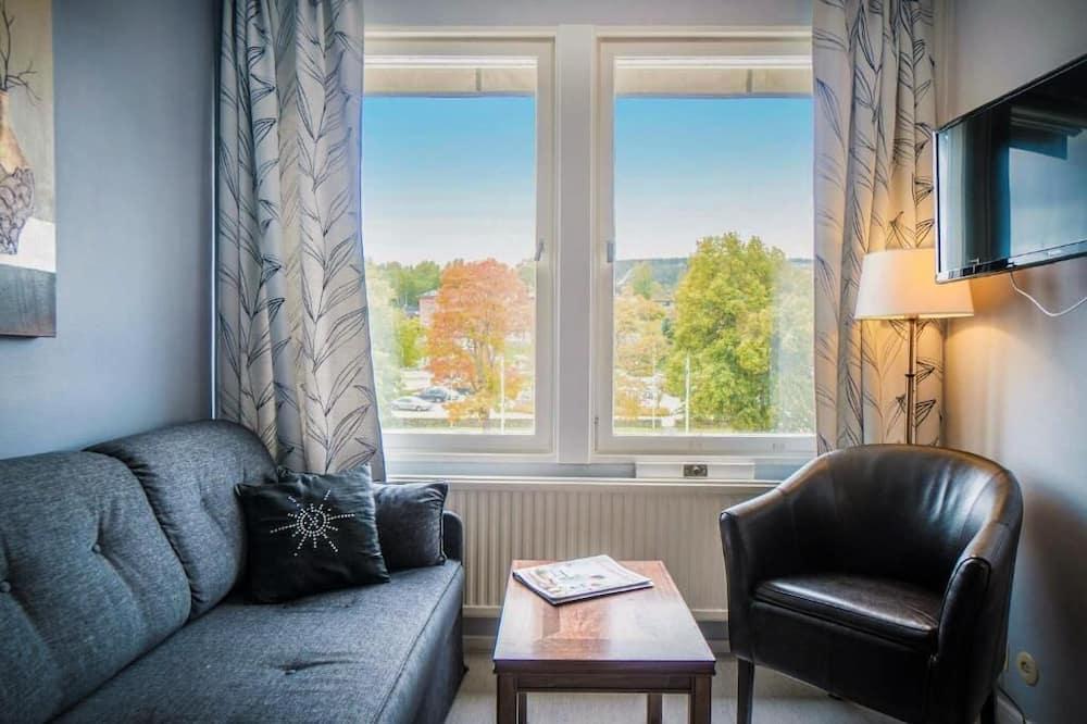Vienvietis kambarys (with Sofa Bed) - Svečių kambarys