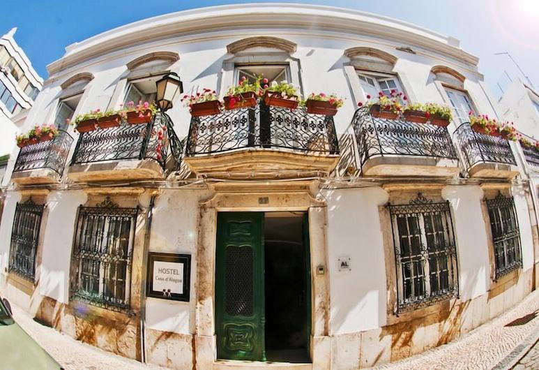 Hostel Casa d'Alagoa, Faro, Hotellets front