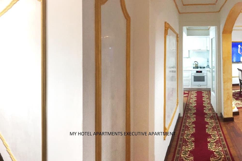 Apartment, 2 Bedrooms (Constantin Dobrogeanu Gherea, no.151)  - Room