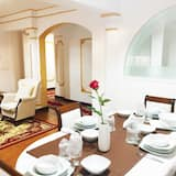 Apartment, 2 Bedrooms (Constantin Dobrogeanu Gherea, no.151)  - Living Area