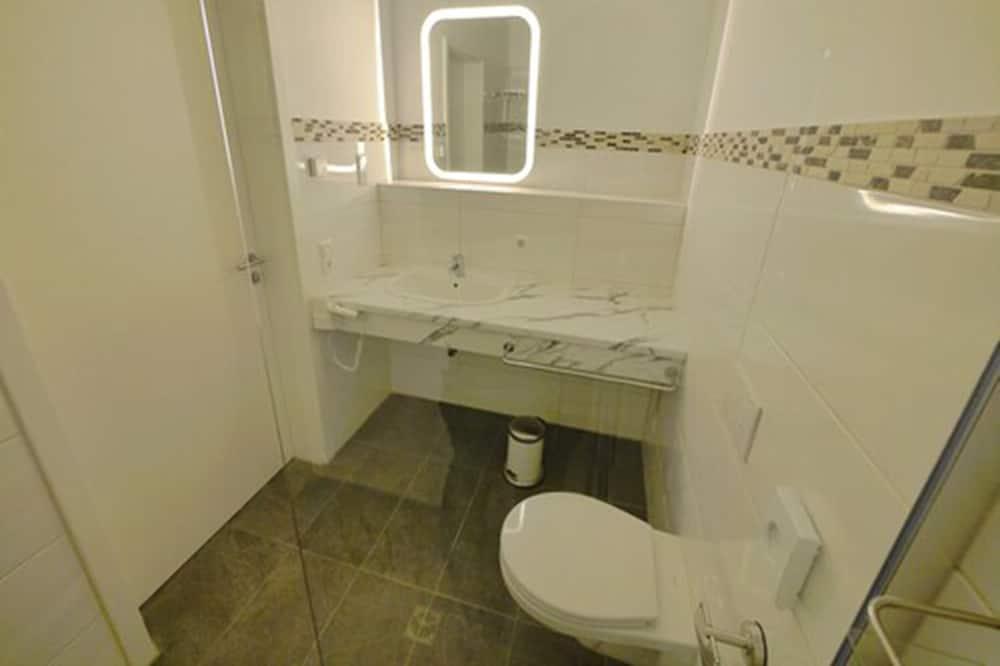 Comfort Room, Kitchen, Ground Floor - Bathroom