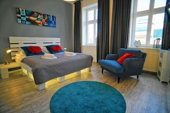 Szczecin — zdjęcie hotelu City Magic Apartment