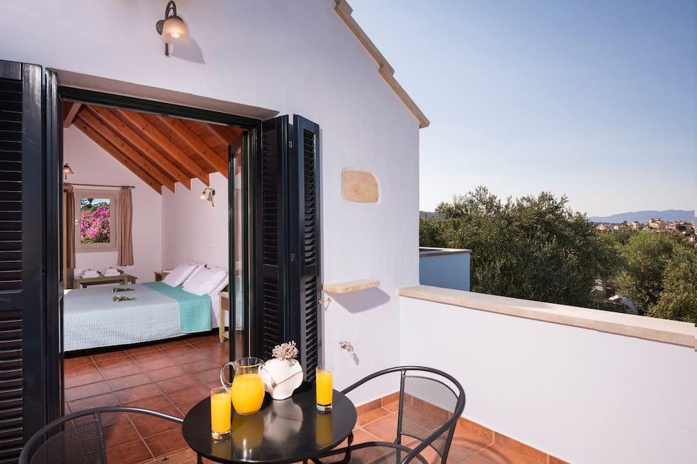 Traditional Duplex, 2 Bedrooms, Terrace, Sea View - Balcony