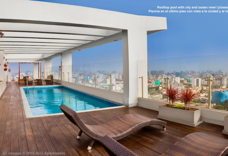 ALU Apartments - Limit with Miraflores, Lima
