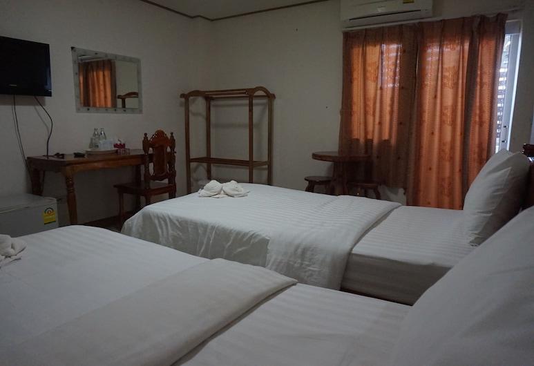 Gongaew Mansion, אובון ראצ'אטאני, חדר סטנדרט טווין, חדר אורחים