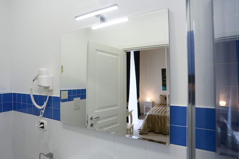 Kamar Double atau Twin Comfort, pemandangan kota - Kamar mandi