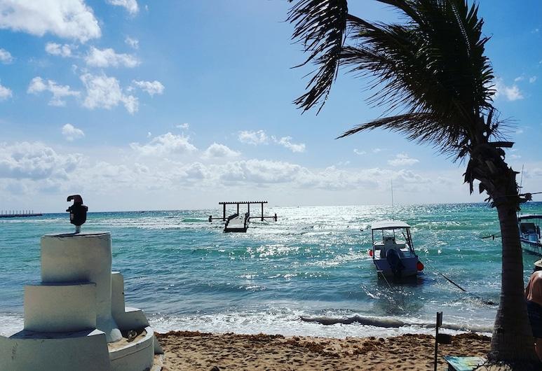 Isabella Boutique Hotel, Playa del Carmen, Beach