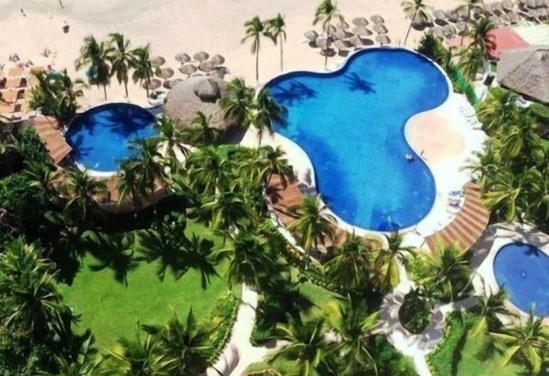 Residence Amara 4BR by LATAM Vacation Rentals, Ixtapa, Bovenaanzicht