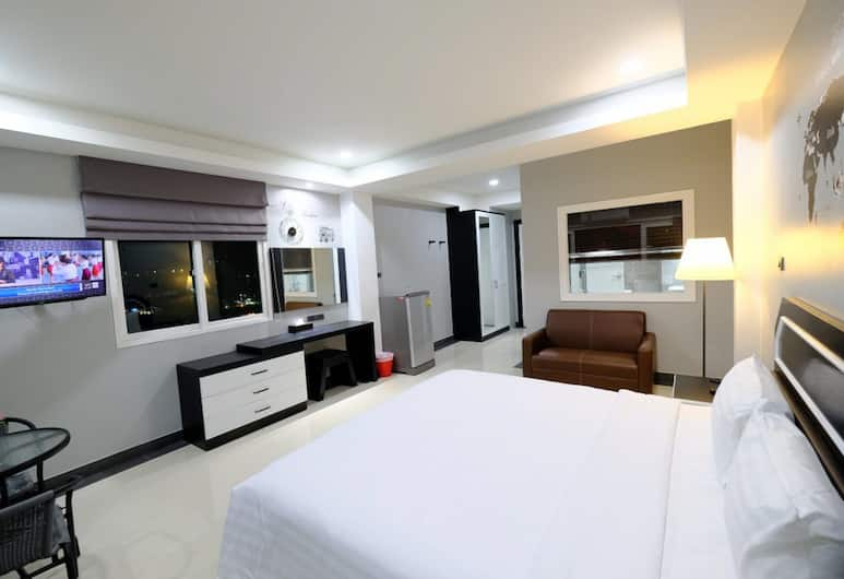 The Tung, Pattaya, Deluxe Room, Guest Room