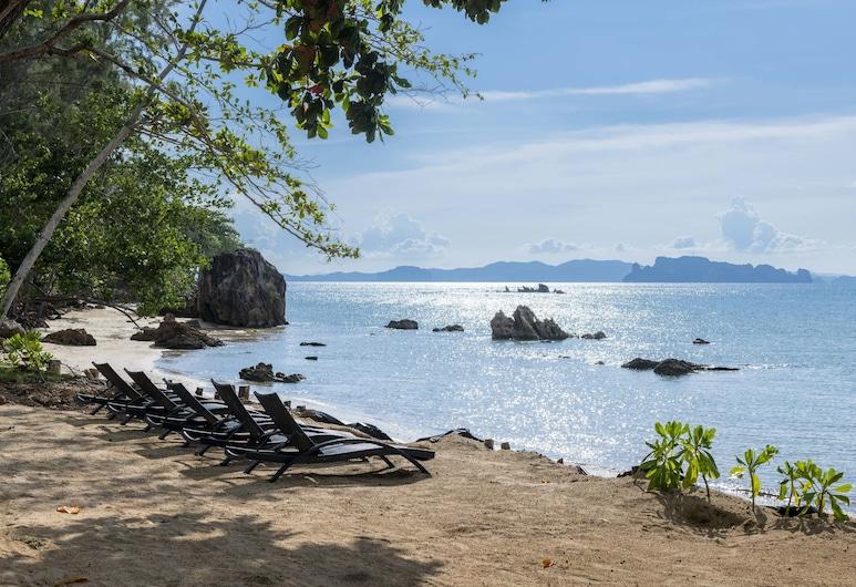 Krabi Home Resort, Krabi, Strand