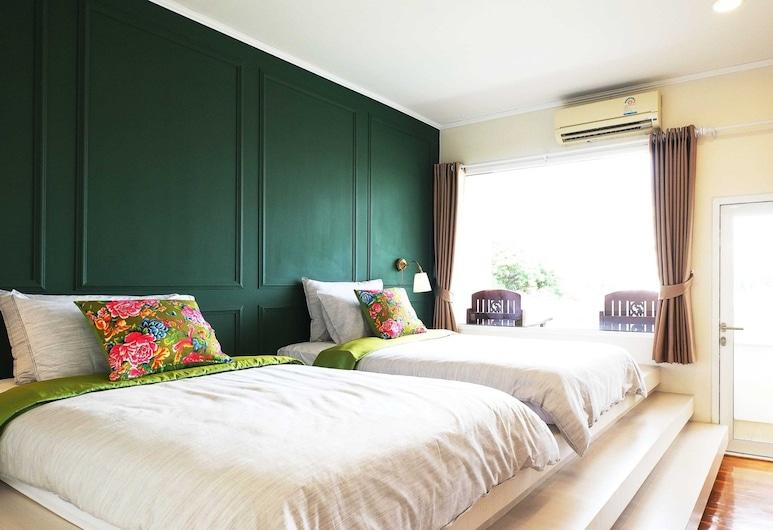 Buakham Rim Khong, Chiang Saen, Deluxe Room, Guest Room